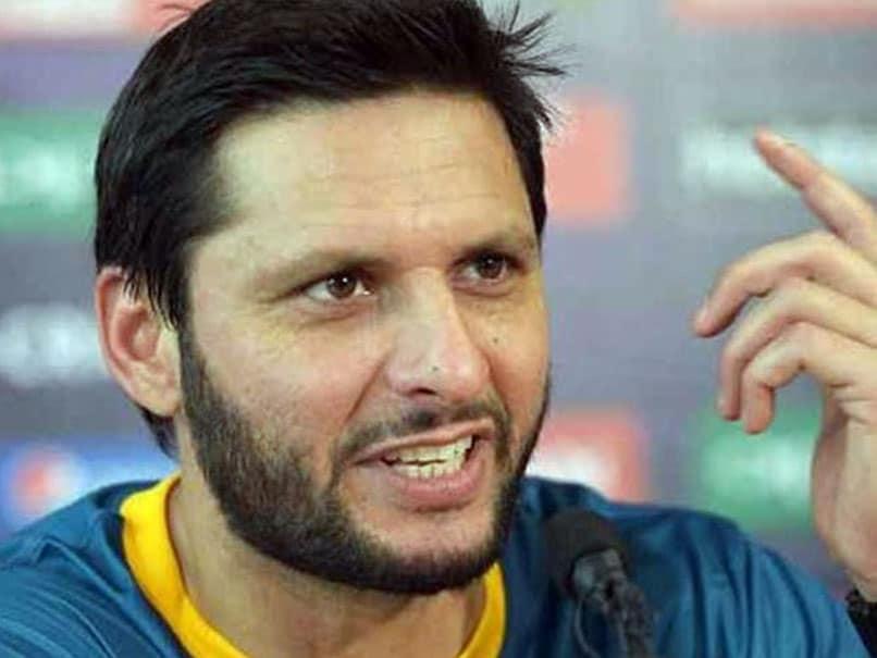 शाहिद अफरीदी ने कहा- ओलिंपक में शामिल होने के लिए बिल्कुल तैयार है टी 10 क्रिकेट