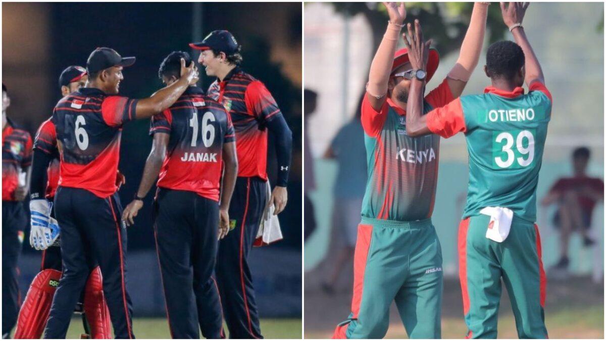 ICC Men's T20 World Cup Qualifier 2019: मैच 24, ग्रुप ए, सिंगापुर बनाम केन्या – ड्रीम 11 फैंटेसी क्रिकेट टिप्स – प्लेइंग इलेवन, पिच रिपोर्ट और इंजरी अपडेट