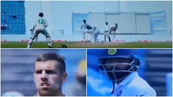 VIDEO: साउथ अफ्रीका के एनरिच नोर्त्जे ने बल्लेबाजी कर रहे रविन्द्र जडेजा के साथ की स्लेजिंग, मिला ये जवाब 29