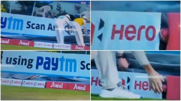 IND vs SA: मैच में बाउंड्री लाइन के पास खोई गेंद, देखकर नहीं रुकेगी आपकी हंसी 8