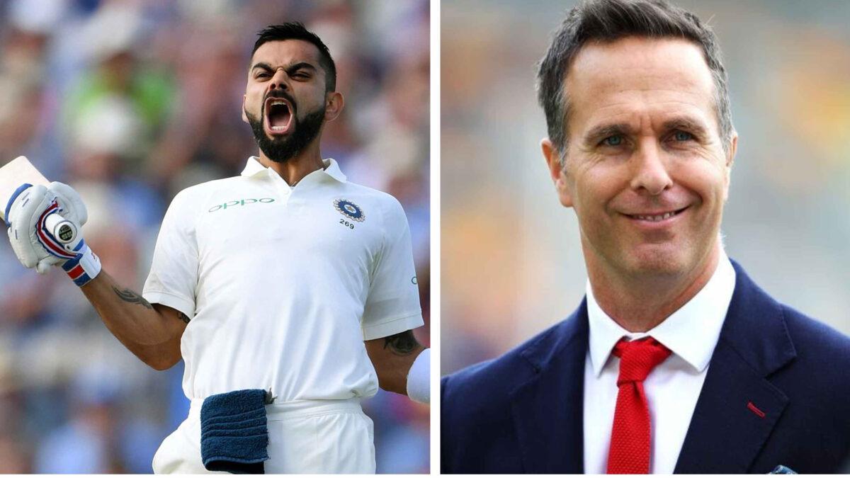 माइकल वॉन की बड़ी भविष्यवाणी दूसरे टेस्ट की पहली पारी में विराट कोहली बनाएंगे इतने रन