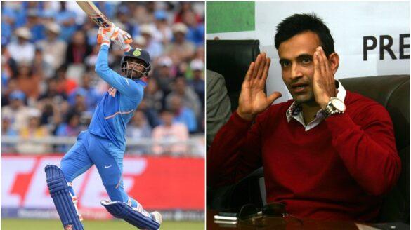 टी-20 टीम से रविन्द्र जडेजा के ड्रॉप होने पर  इरफान पठान ने खड़ा किया सवाल 10