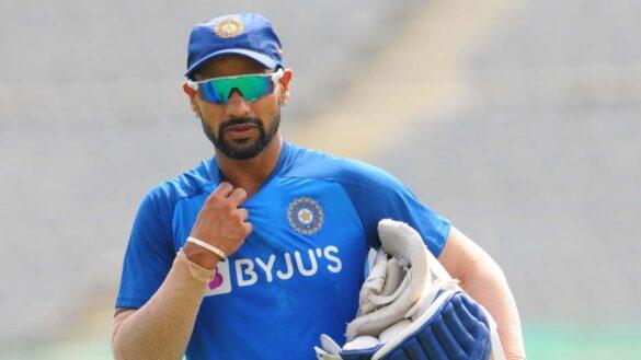इंजरी से लौटे शिखर धवन को वापस आते ही मिली इस टीम की कप्तानी, 25 दिसंबर से संभालेंगे जिम्मेदारी 31