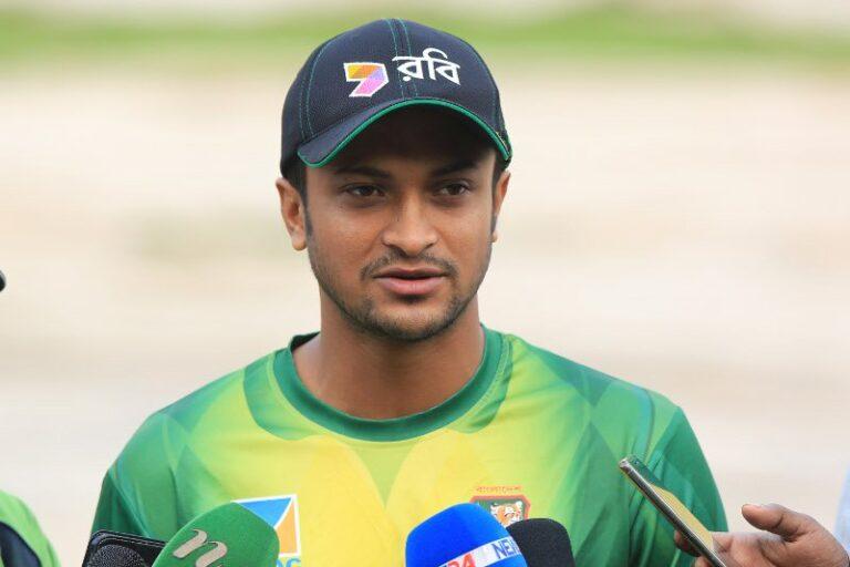 शाकिब अल हसन ने बांग्लादेश क्रिकेट बोर्ड के सामने रखीं ये 11 मांगें