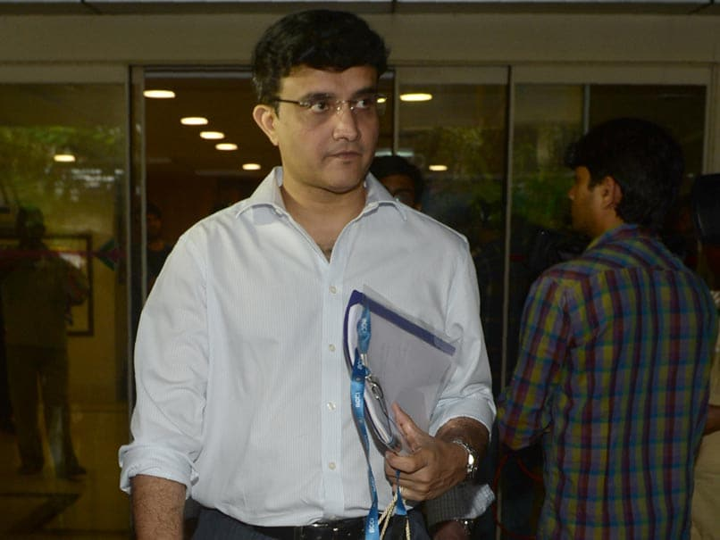 Sourav Ganguly speaks about the possibility of  Day-Night Test Match