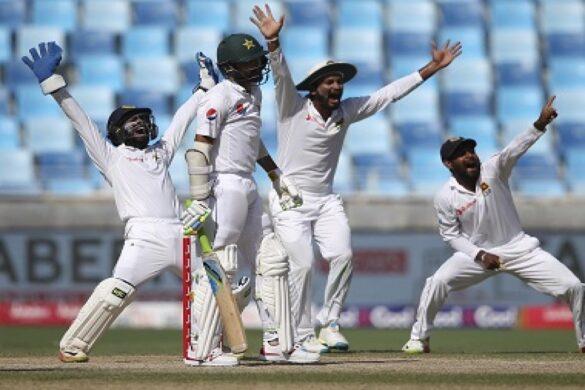 टेस्ट सीरीज के लिए श्रीलंका जाएगी पाकिस्तान, इस डेट को खेले जाएंगे मैच 5