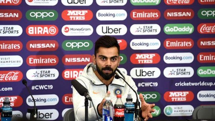 IND v WI : मैच हारने के बाद वेस्टइंडीज के सपोर्ट स्टाफ पर फूटा विराट कोहली का गुस्सा 2