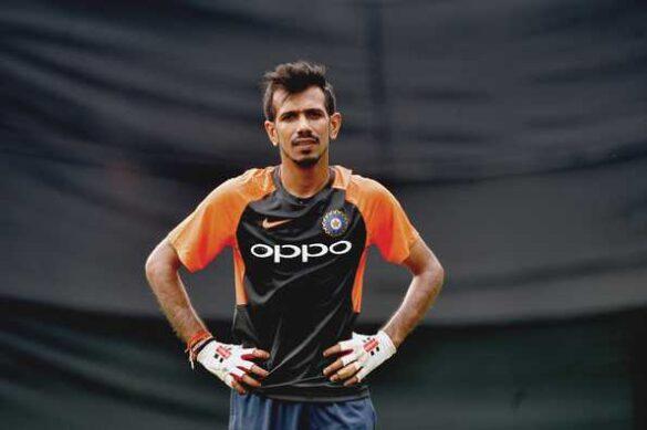 युजवेन्द्र चहल ने टेस्ट बल्लेबाजी रैंकिंग जारी करने पर आईसीसी का बनाया मजाक, भारत का मिला साथ 46