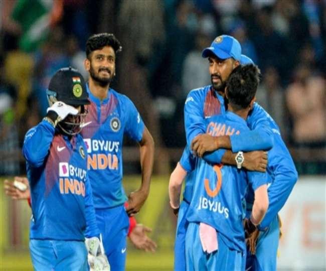 भारतीय टीम ने तोड़ा ऑस्ट्रेलिया का रिकॉर्ड, लक्ष्य का पीछा करते हुए दर्ज की सबसे अधिक जीत