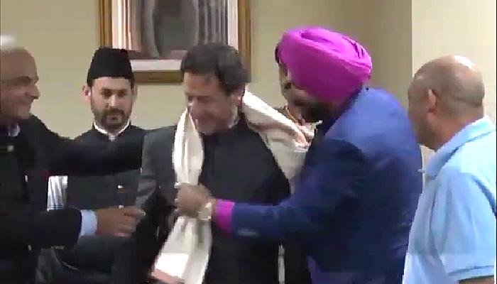 पाकिस्तान ने नवजोत सिंह सिद्दू का मजाक उड़ाया, कहा प्यार के कारण हमारे खिलाफ कभी नहीं लगाया शतक 1