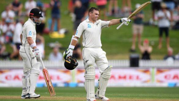 NZ vs ENG : दूसरे टेस्ट मैच में बारिश के बीच टॉम लाथम का शतक, ऐसा रहा पहले दिन का हाल 41