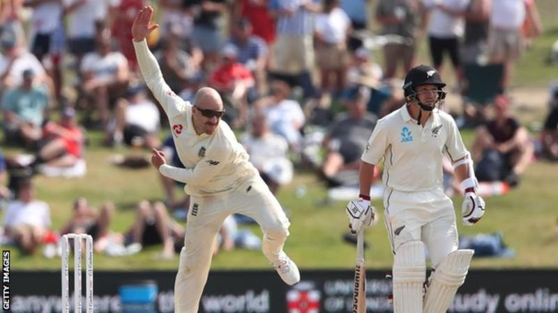 न्यूजीलैंड के खिलाफ टेस्ट के दौरान इंग्लैंड के जैक लीच को अस्पताल में कराया गया भर्ती, हालत चिंताजनक