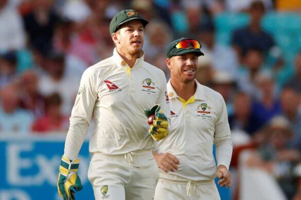 डेविड वार्नर के नाबाद 335 रन के स्कोर पर टिम पेन ने की पारी घोषित, ट्विटर पर ऑस्ट्रेलियाई कप्तान का उड़ा मजाक 20