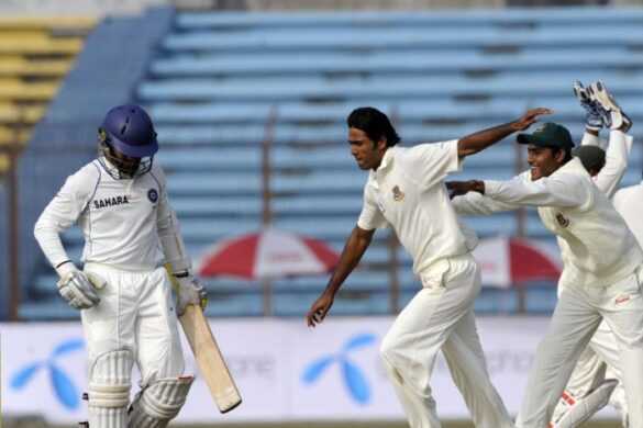 शाकिब अल हसन के बाद अब बांग्लादेश का एक और खिलाड़ी हो सकता है बैन, गेंद न चमकाने पर साथी खिलाड़ी को सबके सामने पीटा 14