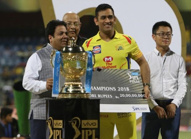 एन श्रीनिवासन ने बताया चेन्नई सुपर किंग्स क्यों है आईपीएल की सबसे सफल टीम 2