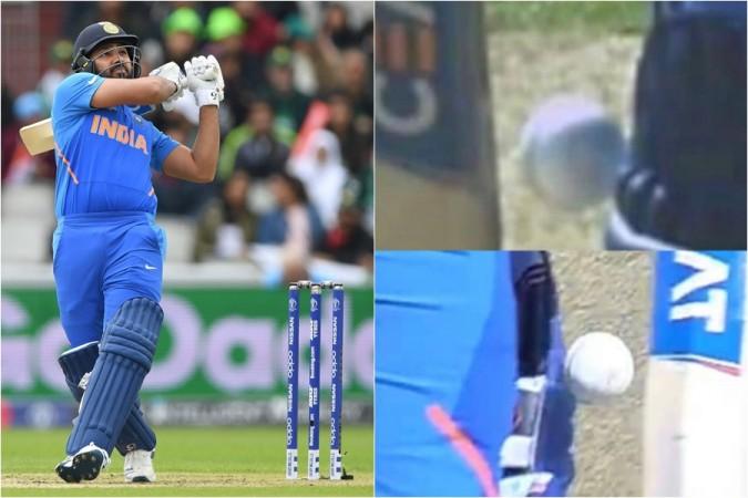 AUSvPAK: माइकल गॉफ का एक और विवादित फैसला, नो बॉल पर बल्लेबाज को दिया आउट 2