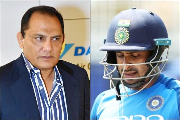 मोहम्मद अजहरुद्दीन ने अंबाती रायडू को बताया हताश क्रिकेटर, मिला जवाब 9