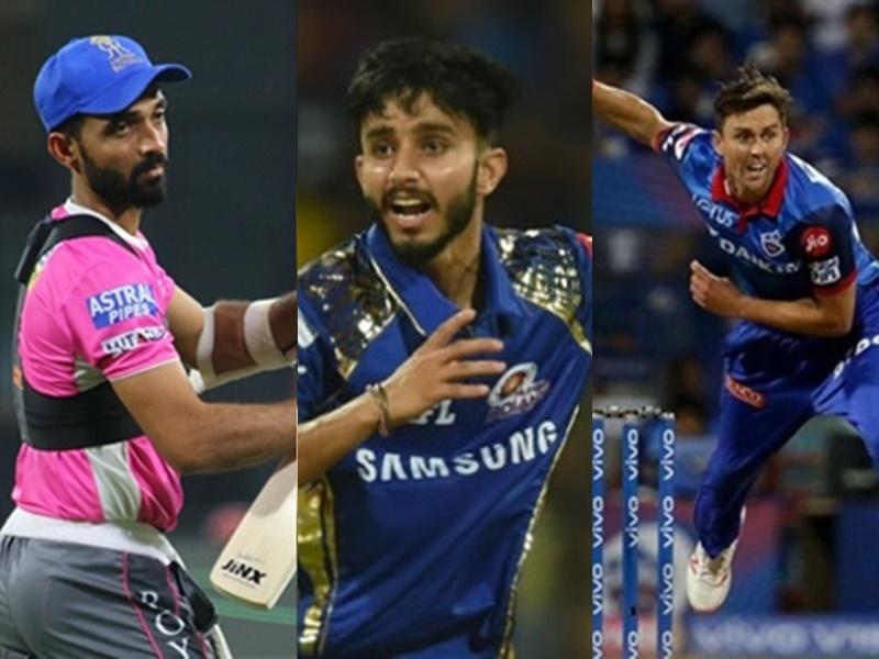 IPL 2020: रहाणे, बोल्ट और मारकंडे की ट्रेडिंग के बाद सैलरी में हुआ इजाफा