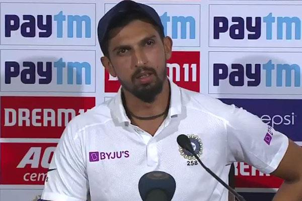 पहले डे-नाइट टेस्ट मैच में 'मैन ऑफ द मैच' बने इशांत शर्मा ने खोला तूफानी गेंदबाजी का राज