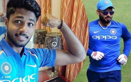 वेस्टइंडीज के खिलाफ टी-20 सीरीज में संजू सैमसन को जगह ना मिलने से प्रशंसक हुए नाराज, ऋषभ पंत के लिए बने मीम्स 2