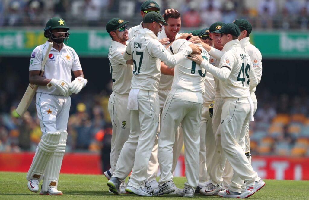 पाकिस्तान बनाम ऑस्ट्रलिया