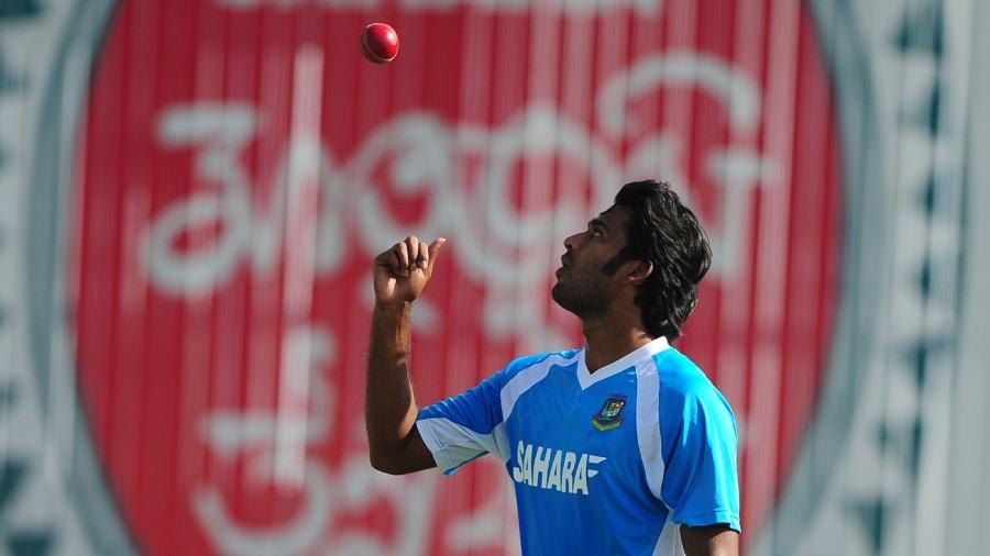 मैदान पर मारपीट करने की वजह से बांग्लादेश गेंदबाज पर लगा 5 साल का प्रतिबंध