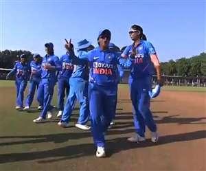 5वें टी-20 में वेस्ट इंडीज को 61 रनों से हराकर, भारतीय महिला टीम ने किया क्लीन स्वीप 31