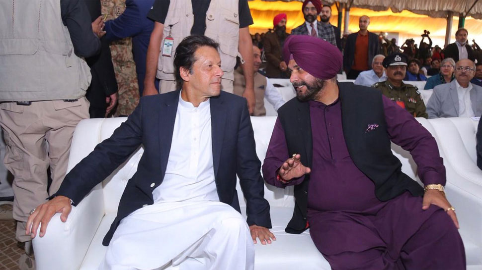 पाकिस्तान ने नवजोत सिंह सिद्दू का मजाक उड़ाया, कहा प्यार के कारण हमारे खिलाफ कभी नहीं लगाया शतक 2