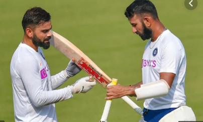 PHOTOS : भारतीय टीम ने प्रैक्टिस में बहाया पसीना, रवि शास्त्री ने इन खिलाड़ियों पर रखी कड़ी नजर 2