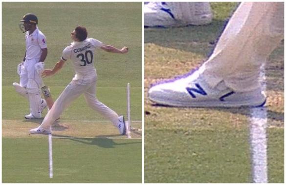 AUSvPAK: माइकल गॉफ का एक और विवादित फैसला, नो बॉल पर बल्लेबाज को दिया आउट 17