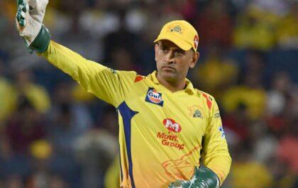 आईपीएल के 7 ऐसे रिकॉर्ड जो सिर्फ महेंद्र सिंह धोनी के नाम पर दर्ज हैं 3