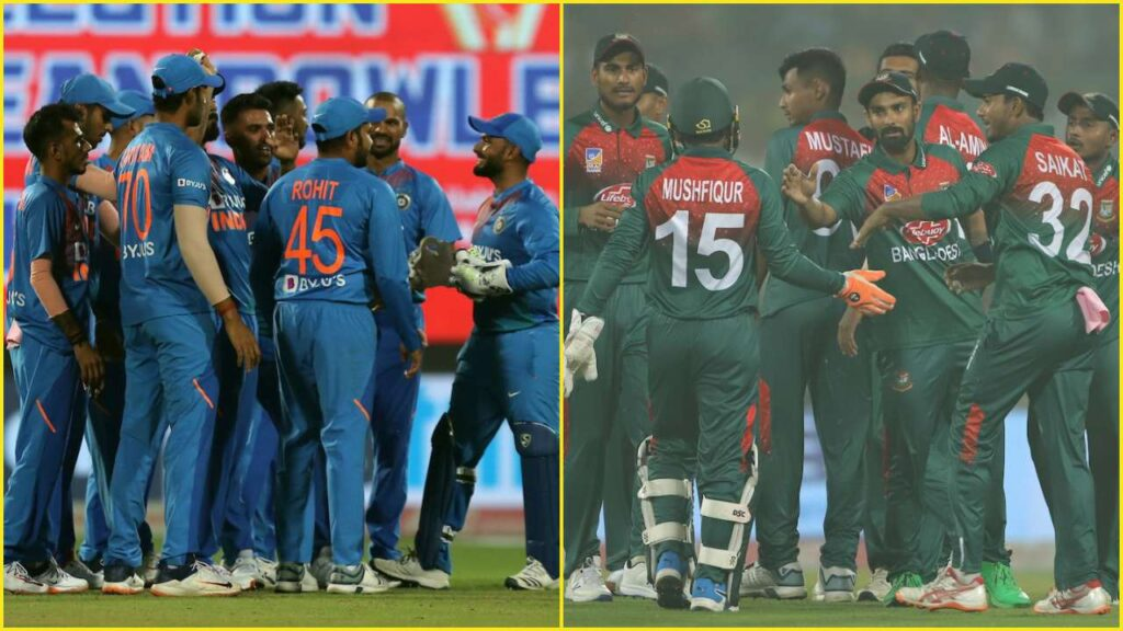 बांग्लादेश टीम के कोच ने कहा भारत के कम अनुभवी गेंदबाजी यूनिट का उठायेंगे फायदा 3