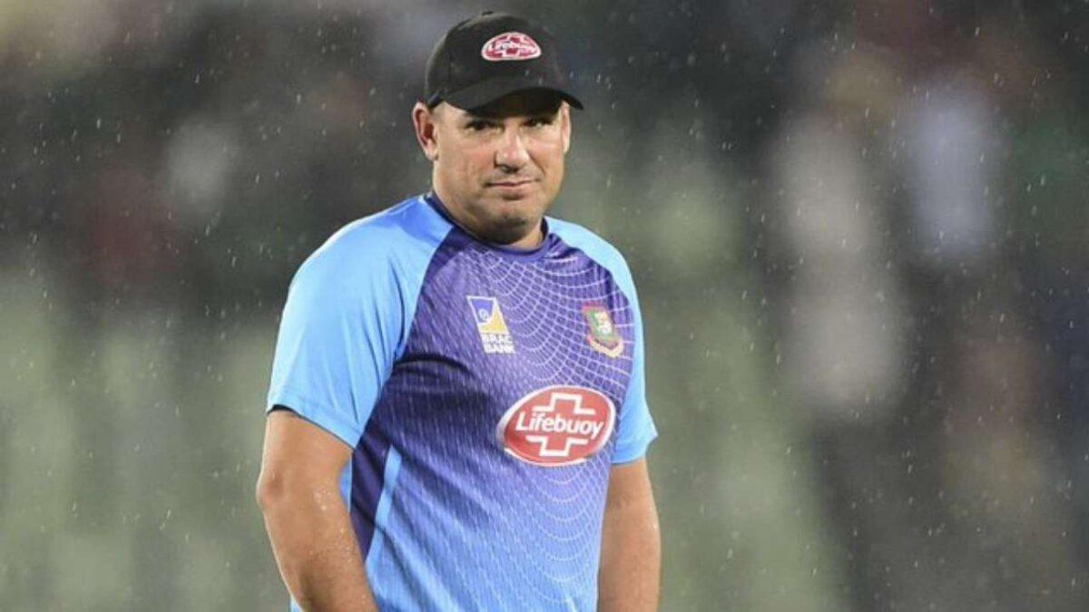 बांग्लादेश टीम के कोच ने कहा भारत के कम अनुभवी गेंदबाजी यूनिट का उठायेंगे फायदा