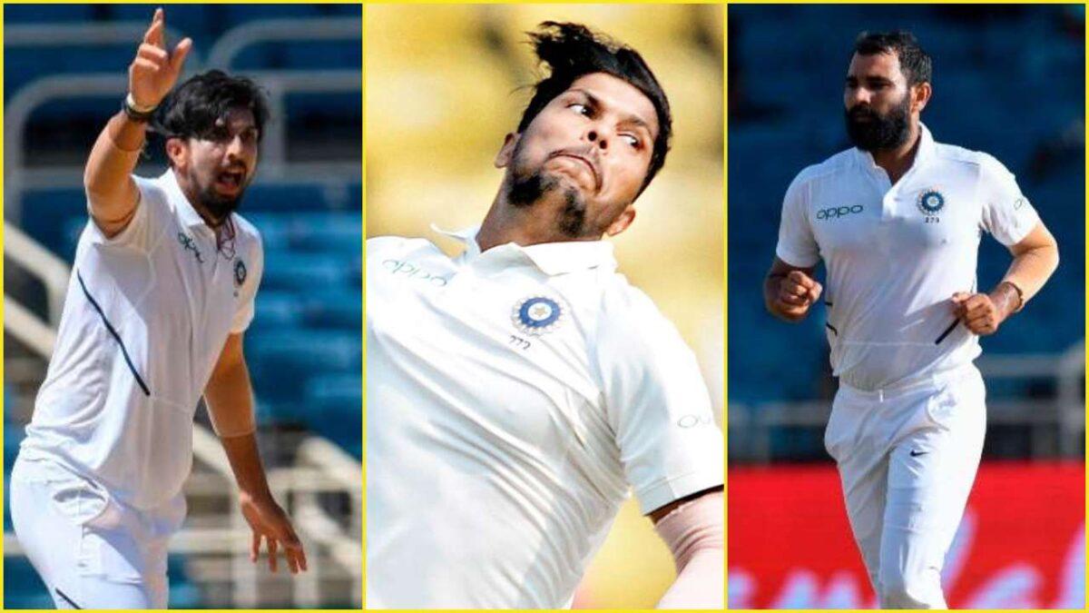 शमी, उमेश और इशांत ने बताया क्या है भारतीय गेंदबाजी की सफलता का राज