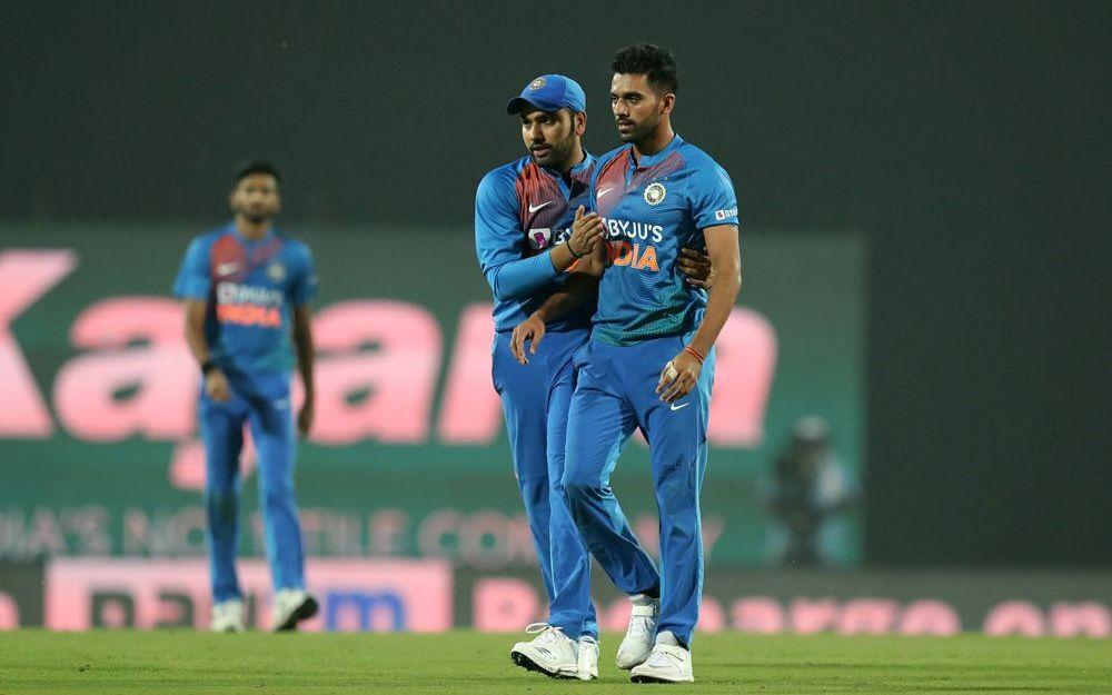 रोहित भाई ने कहा था बांग्लादेश के खिलाफ तुम्हे निभानी है बुमराह की भूमिका : दीपक चाहर 2
