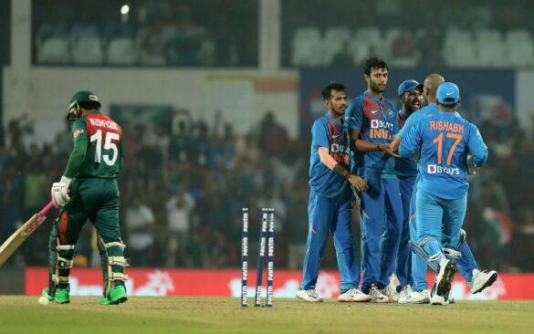 INDvBAN, तीसरा टी-20: भारत ने बांग्लादेश को 30 रनों से हराकर सीरीज अपने नाम किया 12