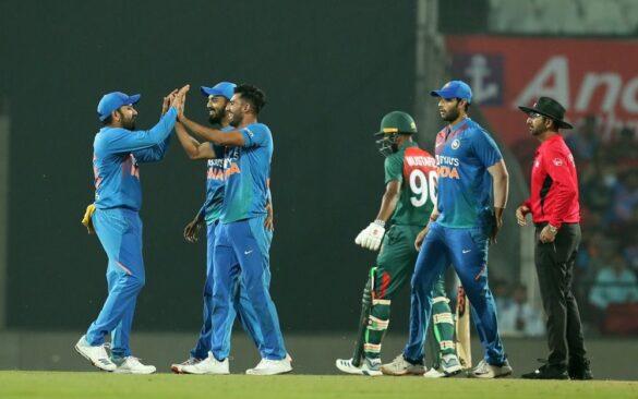 आईसीसी ने जारी की टी20 बल्लेबाजी रैंकिंग, इस भारतीय खिलाड़ी को हुआ फायदा 7