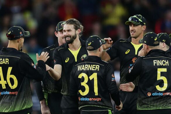 अगले महीनें भारत के खिलाफ होने वाली घरेलू वनडे सीरीज के लिए ऑस्ट्रेलिया की टीम घोषित, इस युवा खिलाड़ी को पहली बार मिला मौका 6