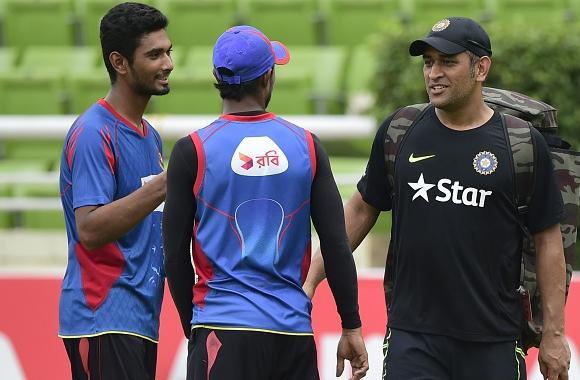 भारतीय ऑलराउंडर ने कहा, 'महमुदुल्लाह की कप्तानी में महेंद्र सिंह धोनी की झलक' 2