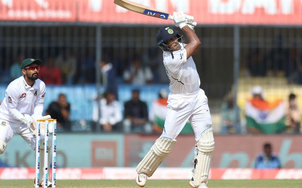 INDvBAN, पहले टेस्ट: भारतीय टीम दूसरे दिन चाय तक 300 के पार 3