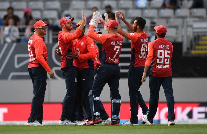 ENGvsNZ: इंग्लैंड ने सुपर ओवर में हराकर जीती टी 20 सीरीज, फैंस को आई वर्ल्ड कप 2019 की याद