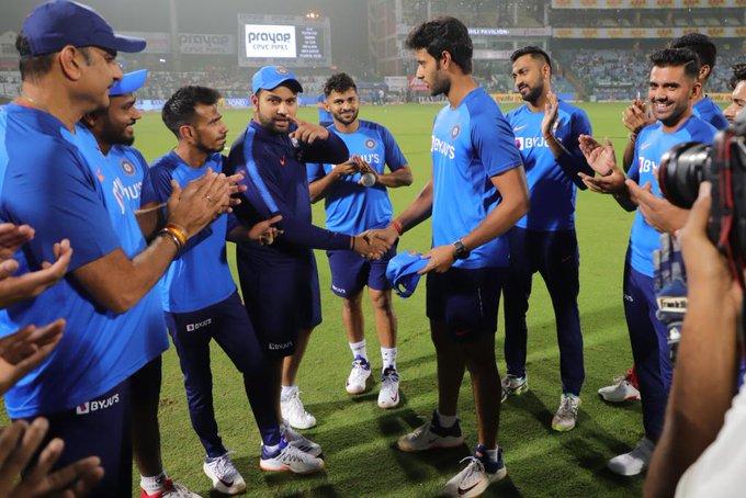 ऑस्ट्रेलिया में होने वाले टी20 विश्व कप के लिए वीवीएस लक्ष्मण ने चुनी संभावित भारतीय टीम 4