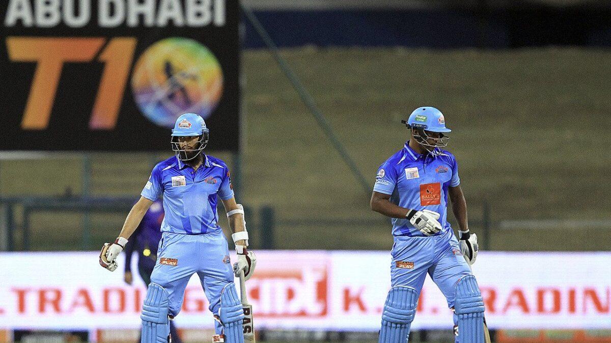 टी-10 लीग: हाशिम अमला की बेहतरीन बल्लेबाजी के बावजूद कर्नाटक तस्कर्स को मिली हार