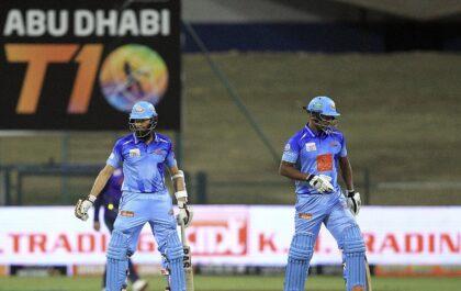 टी-10 लीग: हाशिम अमला की बेहतरीन बल्लेबाजी के बावजूद कर्नाटक तस्कर्स को मिली हार 4