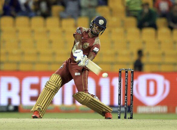 टी-10 लीग: दिल्ली बुल्स को नॉर्दर्न वॉरियर्स के खिलाफ मिली हार, निकोलस पूरन चमके 11