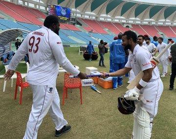 AFG vs WI: एकमात्र टेस्ट मैच में वेस्टइंडीज ने अफगानिस्तान को 9 विकेट से हराया 28