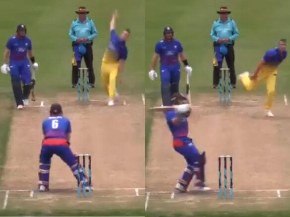वीडियो: ग्लेन फिलिप्स ने खेला अनोखे शॉट, आईसीसी ने पूछा इसका नाम 42