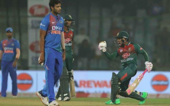 INDvBAN: दिल्ली में पहला मैच गंवाने के बाद टीम इंडिया के लिए एक और बुरी खबर, साइक्लोन की वजह से रद्द हो सकता है दूसरा मुकाबला 5