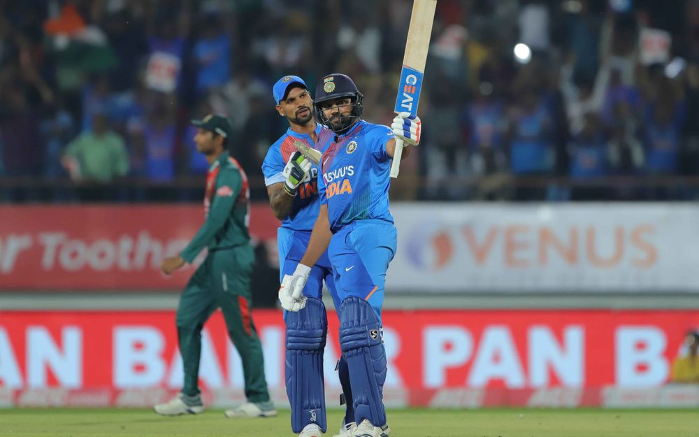 भारतीय टीम ने तोड़ा ऑस्ट्रेलिया का रिकॉर्ड, लक्ष्य का पीछा करते हुए दर्ज की सबसे अधिक जीत 3