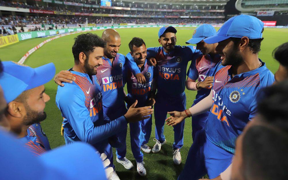 भारतीय टीम ने तोड़ा ऑस्ट्रेलिया का रिकॉर्ड, लक्ष्य का पीछा करते हुए दर्ज की सबसे अधिक जीत 1